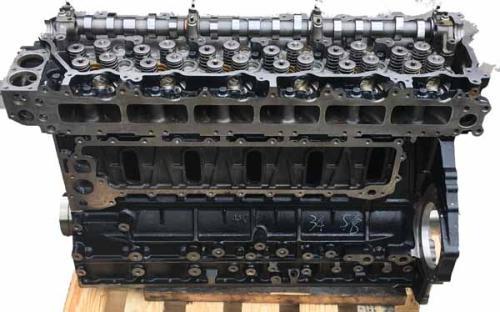 isuzu 6hk1 engine for case cx300
